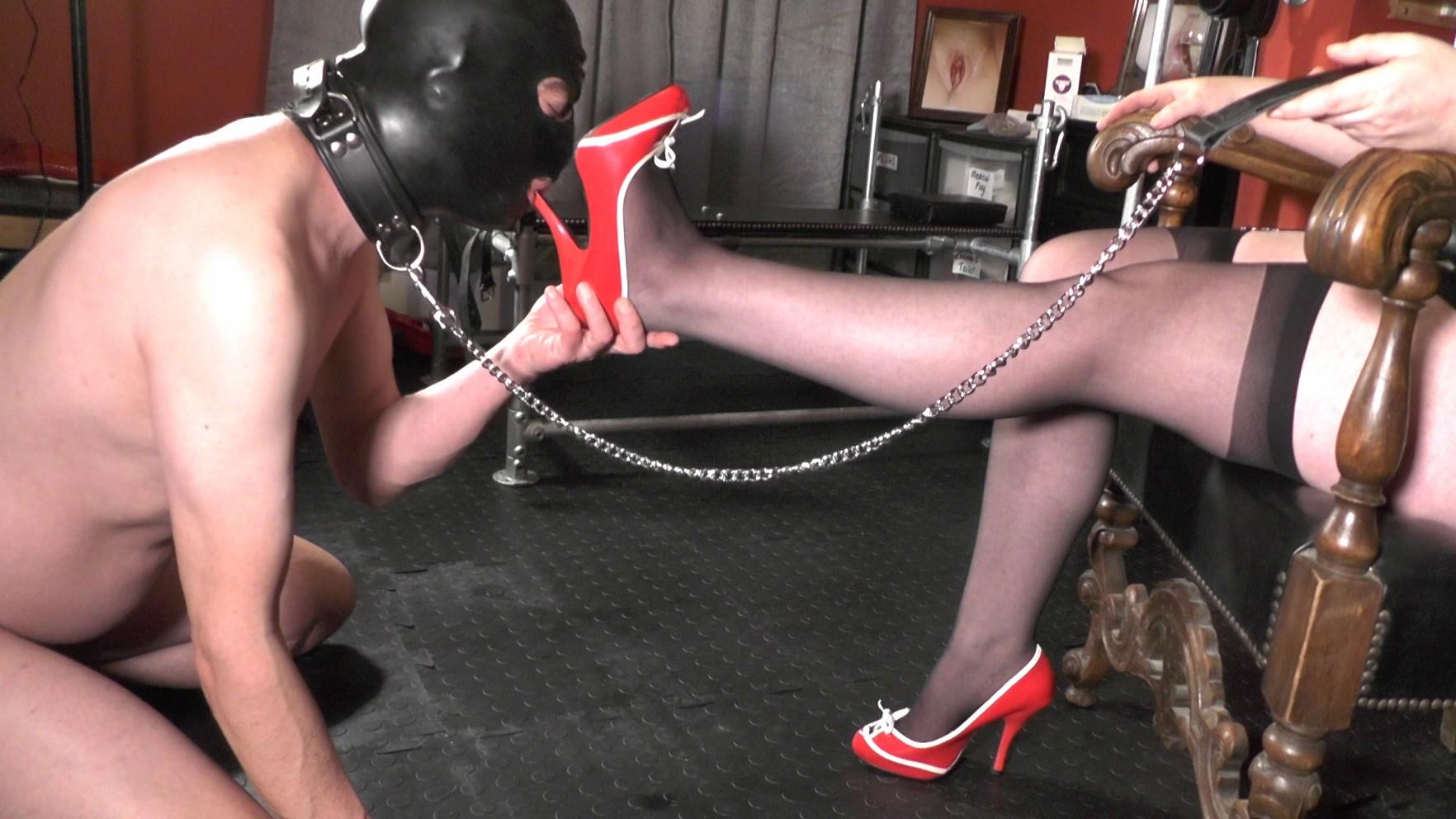 mistress foot fetish sessions